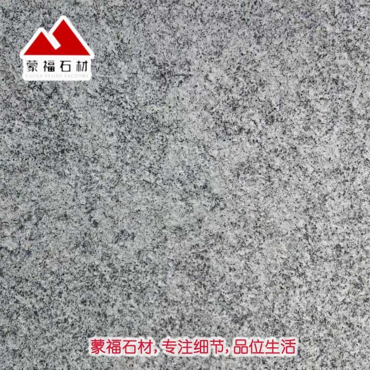 潮州市-石材芝麻白-石材芝麻白火烧面-加工厂家