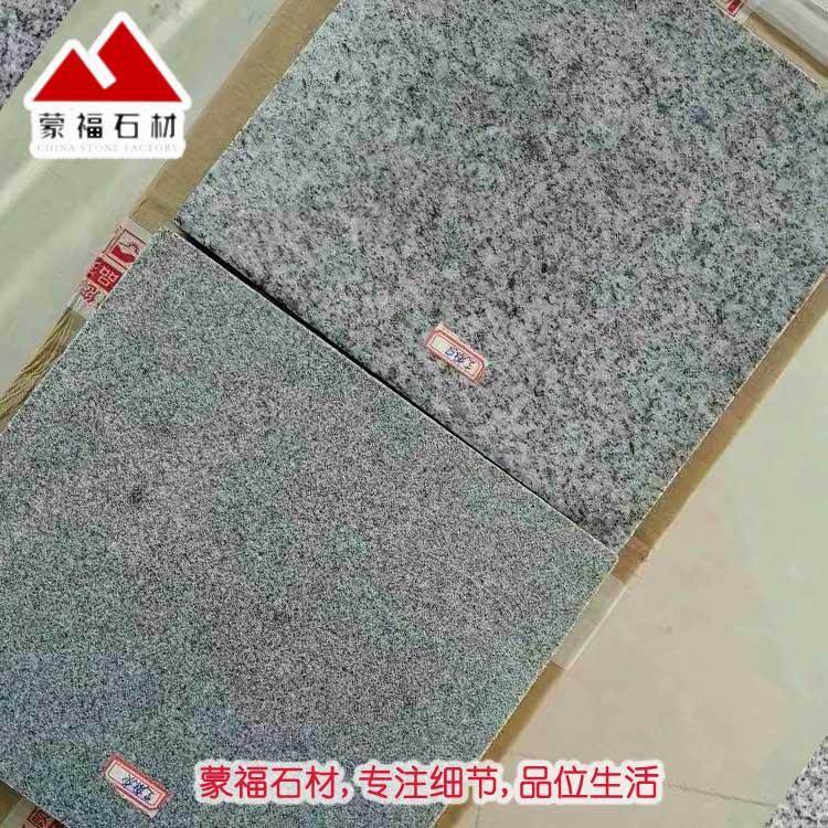 湖北省-花岗岩芝麻白-花岗岩芝麻白毛板-加工厂家