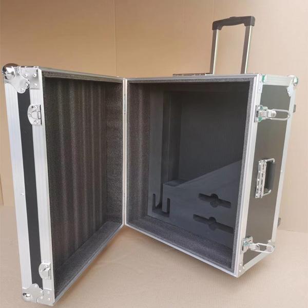 池州市定制铝合金IP66防水军品箱定做正天铝箱报价