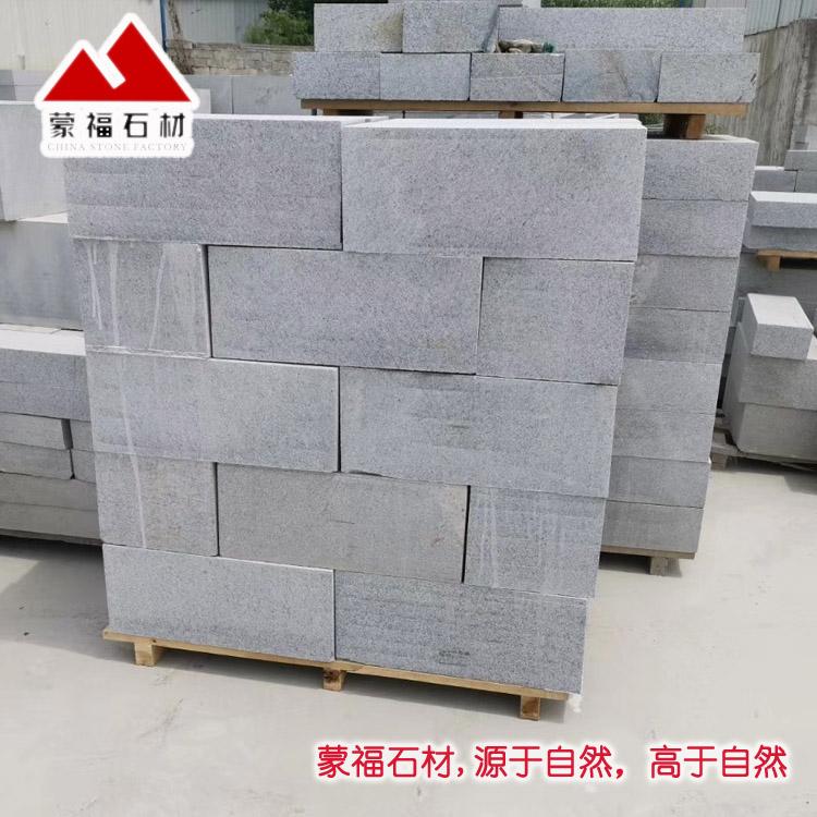 驻马店芝麻白石材大量供货【蒙福石材】