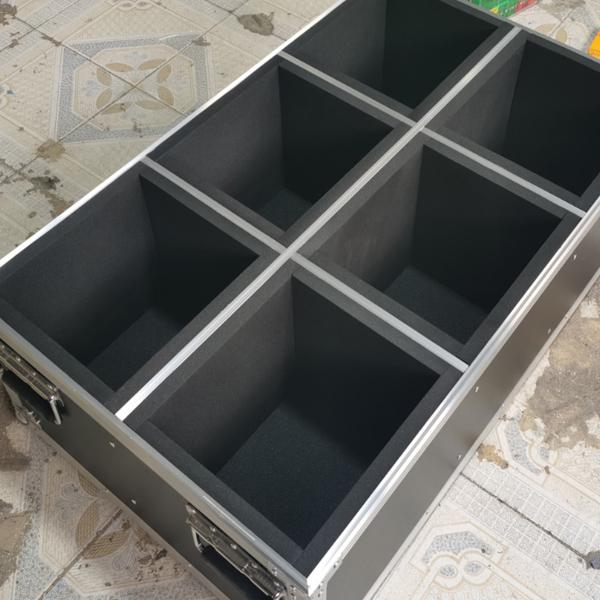 莱芜市定制IP66防水铝合金箱定做正天铝箱批发
