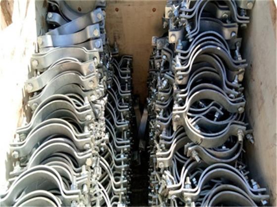 蒸汽管道支座定制定做喀喇沁左翼蒙古族自治县