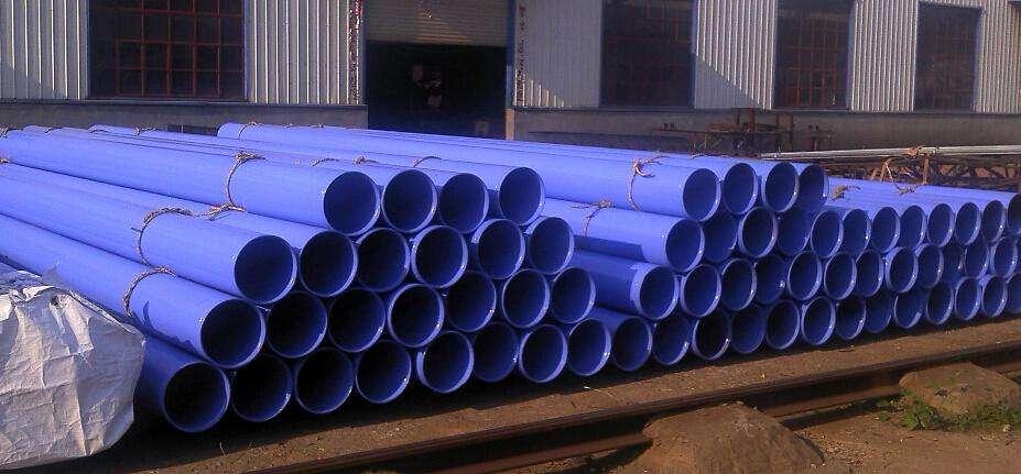 厂家送货:涂塑螺旋钢管批发价格阎良