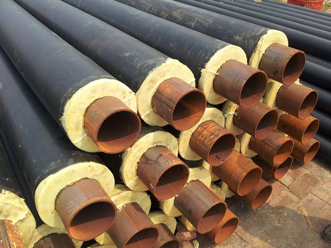 东营利津小区供暖聚乙烯外套聚氨酯发泡保温螺旋焊管实体认证
