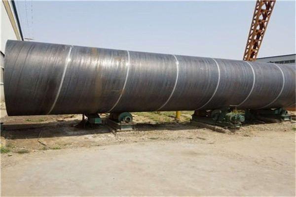 盘锦直径1620mm螺旋钢管定制厂家