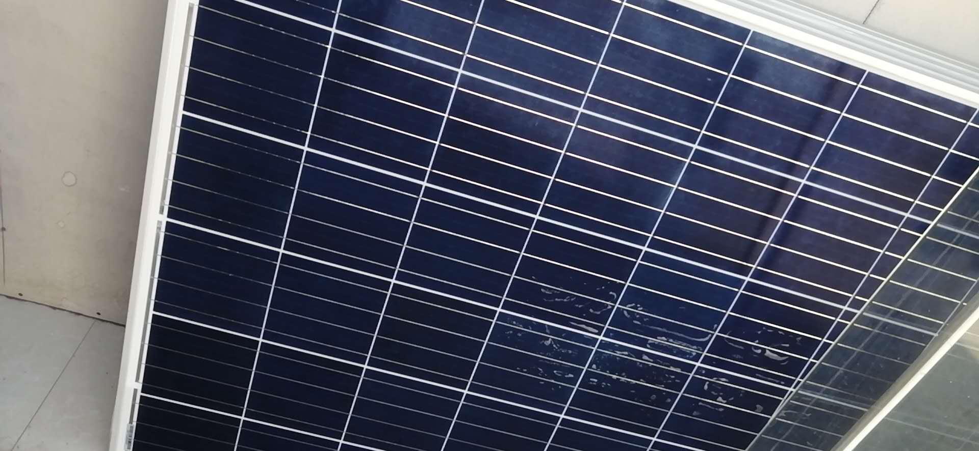 喀什泽普报废太阳能组件回收上门回收
