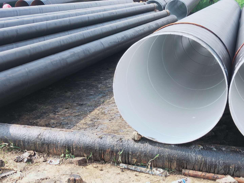 无锡江阴三布五油防腐钢管来图加工制作