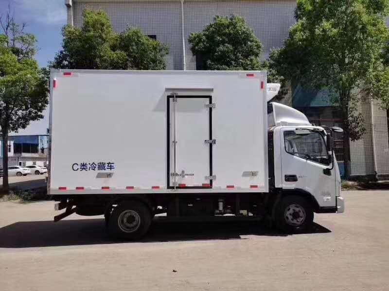 赣州市国六4.2米小龙虾运输车咨询