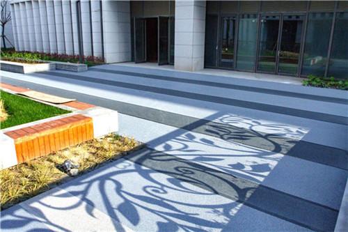 滁州陶瓷防滑路面报价