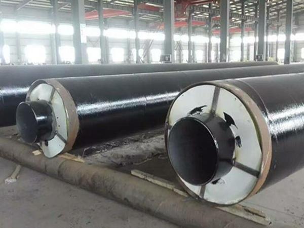 甘南卓尼聚氨酯发泡管聚氨酯钢套钢保温管价格