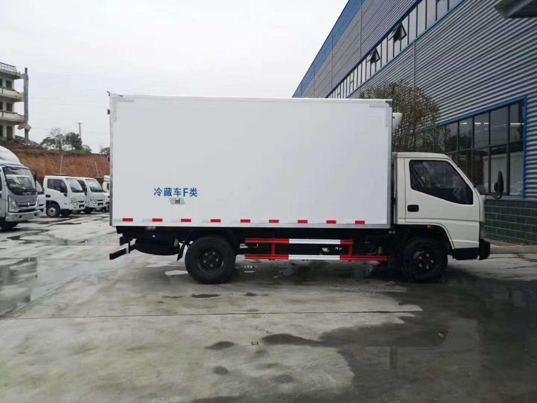 武汉市国六五十铃KV100冷藏车多少钱