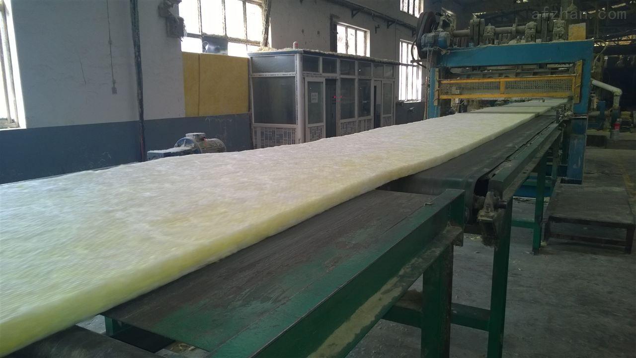 嵩明隔音50玻璃棉板生产厂家