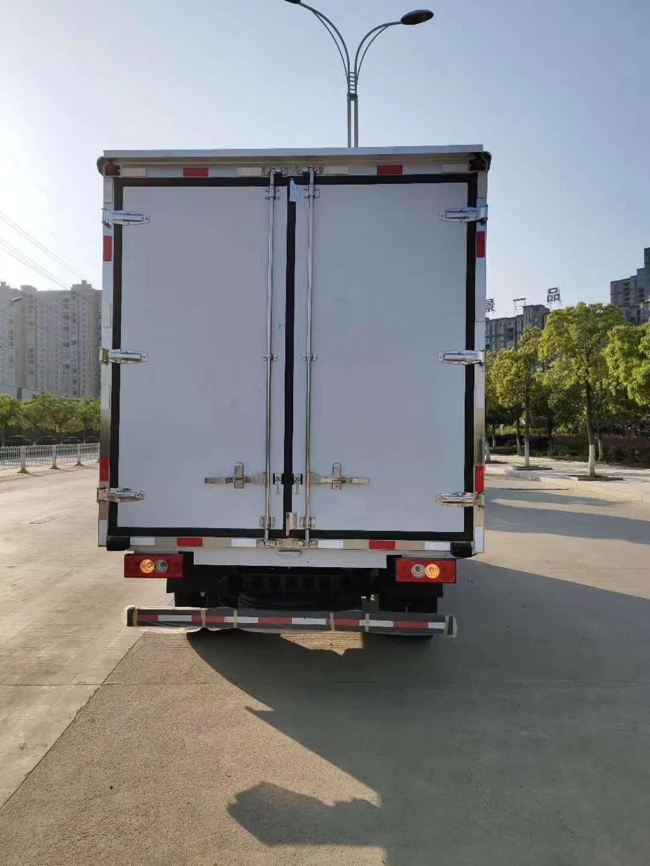 昭通市国六4.2米小龙虾运输车厂家直销