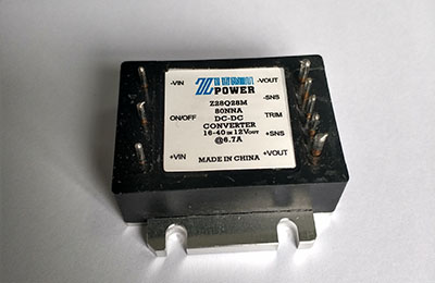 西安可替代vicorDC电源模块-军工级DCDC电源模块