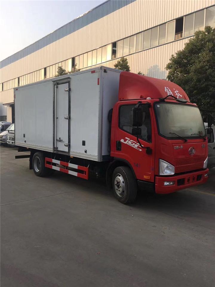 西山江铃4.2米冷藏车怎样挑选?冷藏车厂家直销