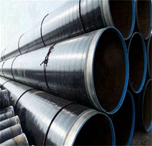 TPEP防腐螺旋钢管货到价格