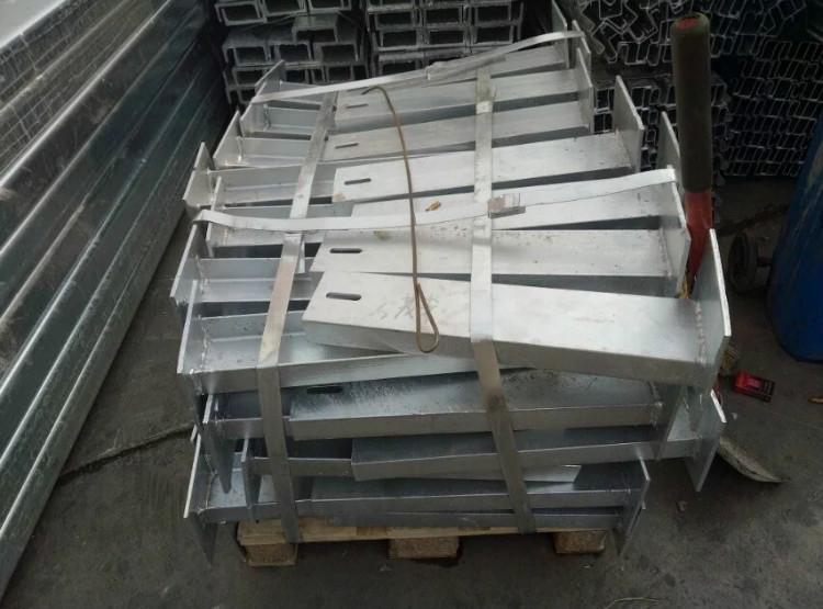 陵川16Mn热轧扁钢房架扶梯