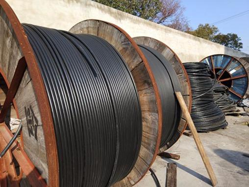谢家集区回收耐火电缆线-谢家集区二手电缆线回收