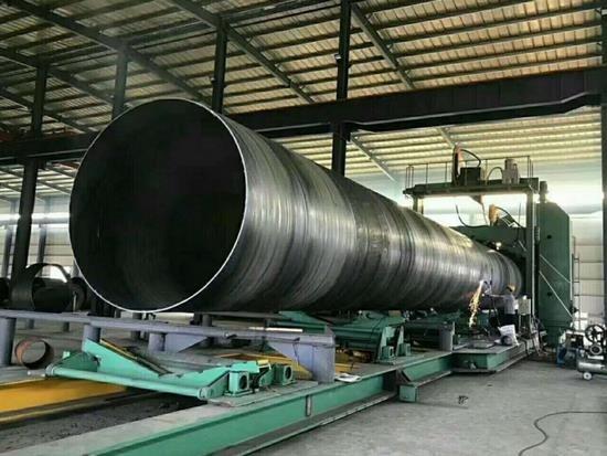 直径1.1米螺旋焊管厂家直销-沈阳大东