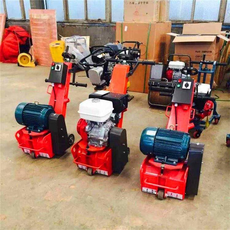 300汽油混凝土铣刨机云南临沧加强型气动凿毛机