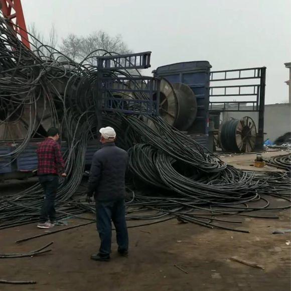大观区回收防腐电缆线-大观区二手电缆线回收