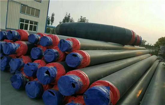 【邢台市】小区供热用聚氨酯直埋保温管现货成品价格