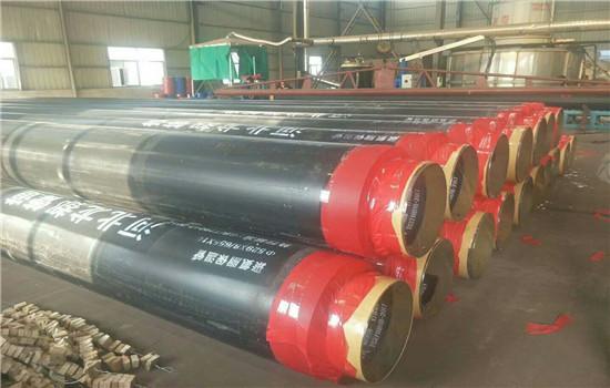 临潼区埋地供暖用直埋发泡保温钢管每米多少钱-友浩管道