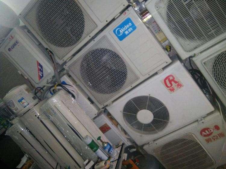 制冷设备-中山市南头镇二手立式空调回收报价