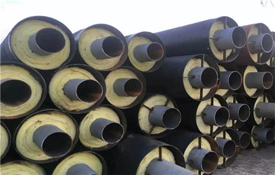 黑夹克地埋保温钢管安康市厂家订做+摘要