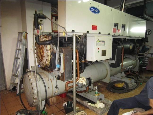 制冷设备-东莞市黄江镇回收二手冷水机组-收购-效率高