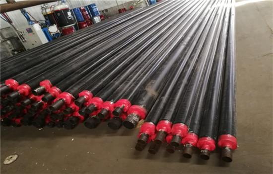 居民供暖用直埋保温钢管多少钱一根-【友浩管道】