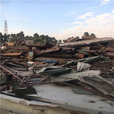 天河区体育中心废不锈钢刨花回收需要的老板请联系