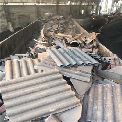 肇庆高要废铁回收回收多少钱一吨