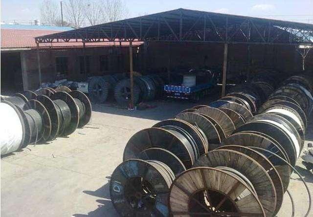 龙岩市回收耐火电缆线-龙岩市二手电缆线回收