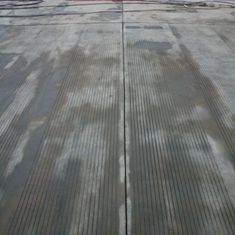甘肃定西水泥路面刻纹机压纹机柴油刻纹机