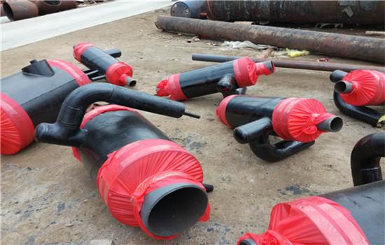 预制钢套钢蒸汽复合保温管加工制作厂-友浩管道