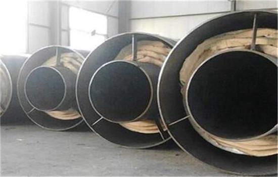 内滑动钢套钢岩棉保温管附近工厂-卢氏县