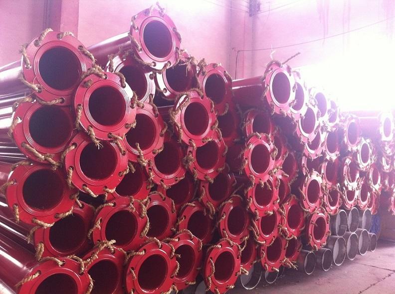盐城响水环氧树脂涂塑钢管厂家加工