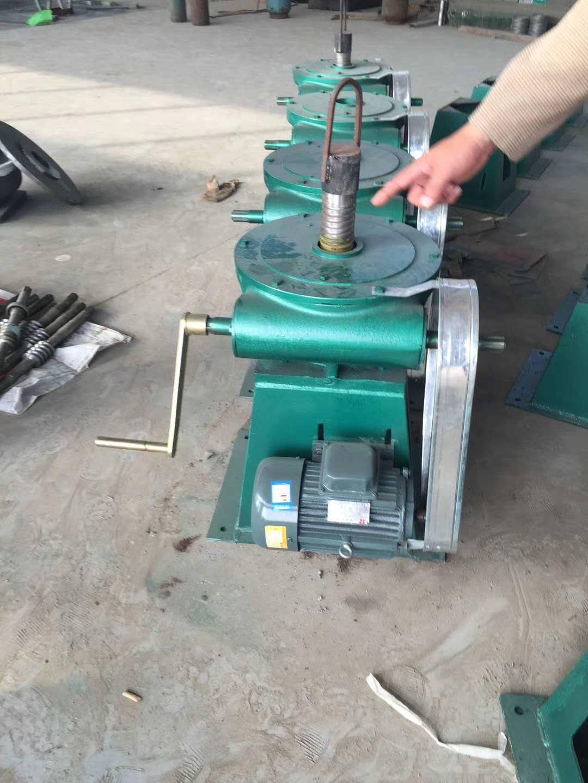 绍兴诸暨2*20T手电螺杆启闭机指导安装