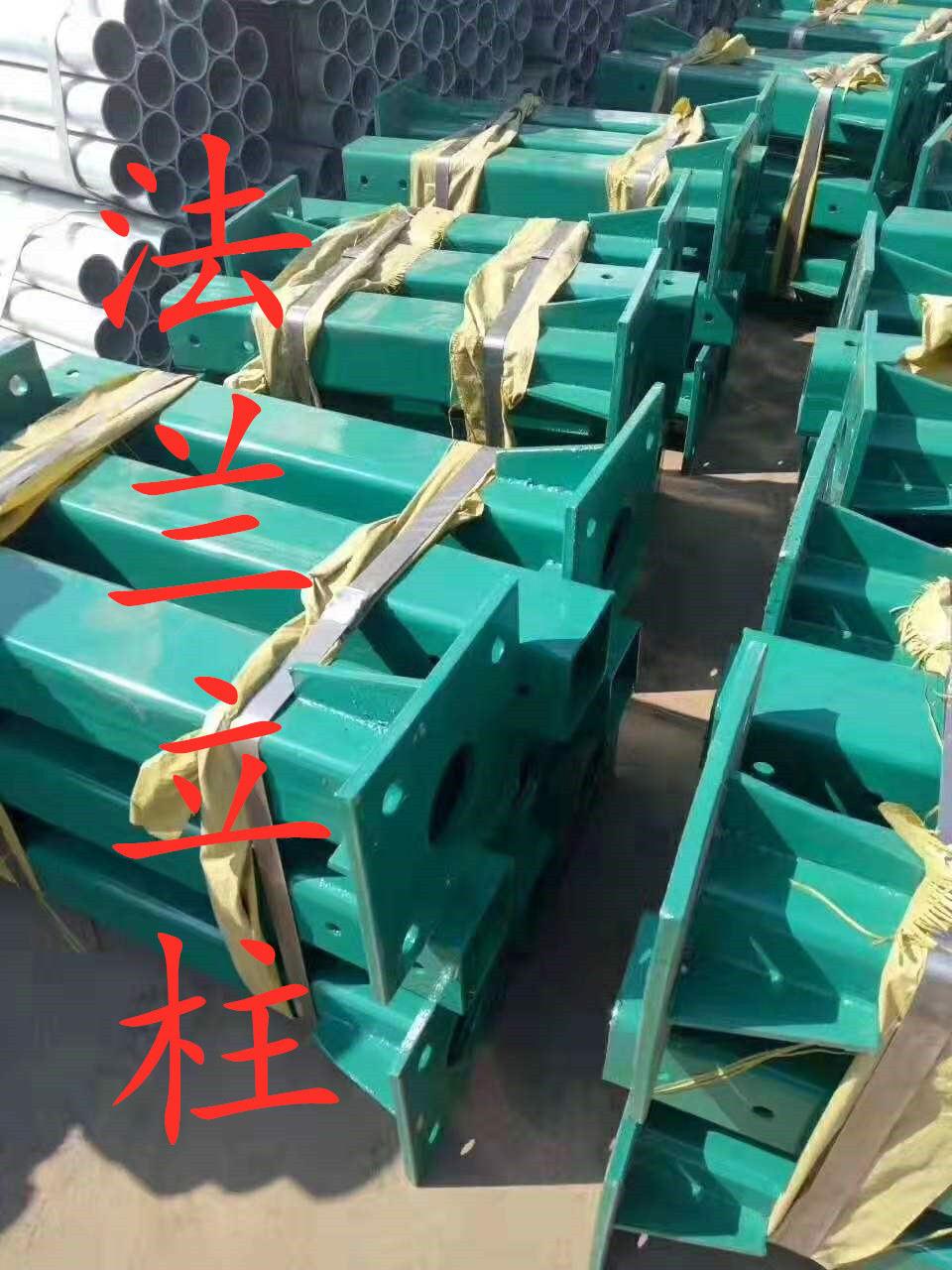 肇庆德庆波形护栏板施工和材料价格