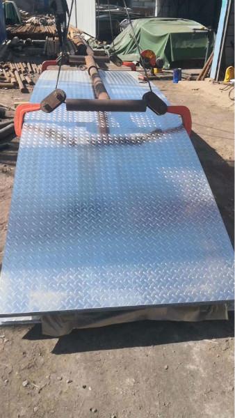 潮州市首钢热轧花纹板制造厂家