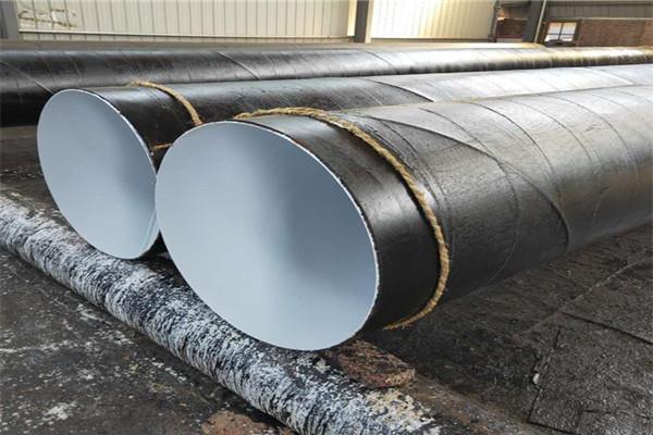 法兰链接D2120涂塑钢管一吨云南价格