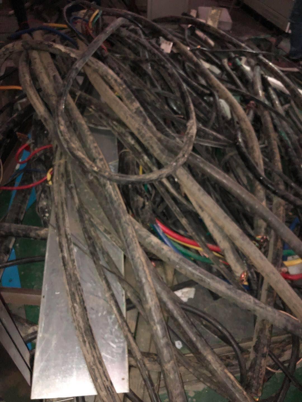 2021-中山市港口镇工厂废旧电缆线回收商家