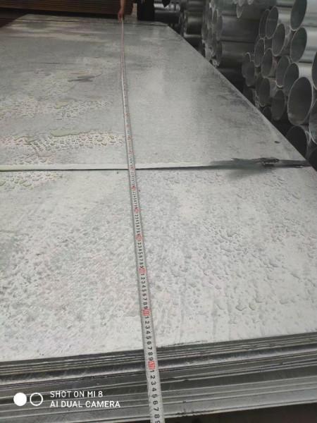 潮州q235b花纹板/14mm花纹钢板现货