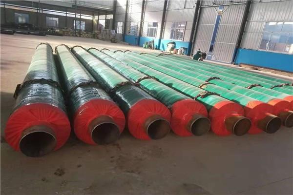 博兴DN900聚氨酯保温管加工厂家
