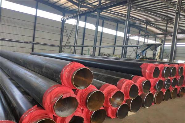 峡江114*4直埋保温钢管加工厂家