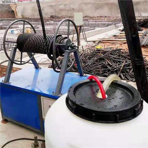 四川绵阳  塔吊扬尘雾化机 塔吊喷淋机
