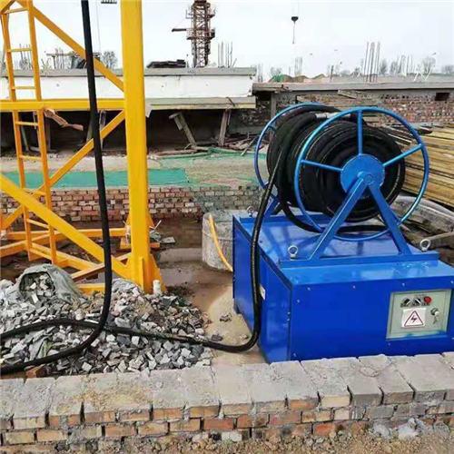 新疆阿勒泰厂家直销塔吊喷淋降尘系统
