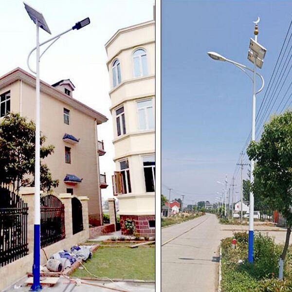 阜县6米太阳能路灯生产厂家每日报价