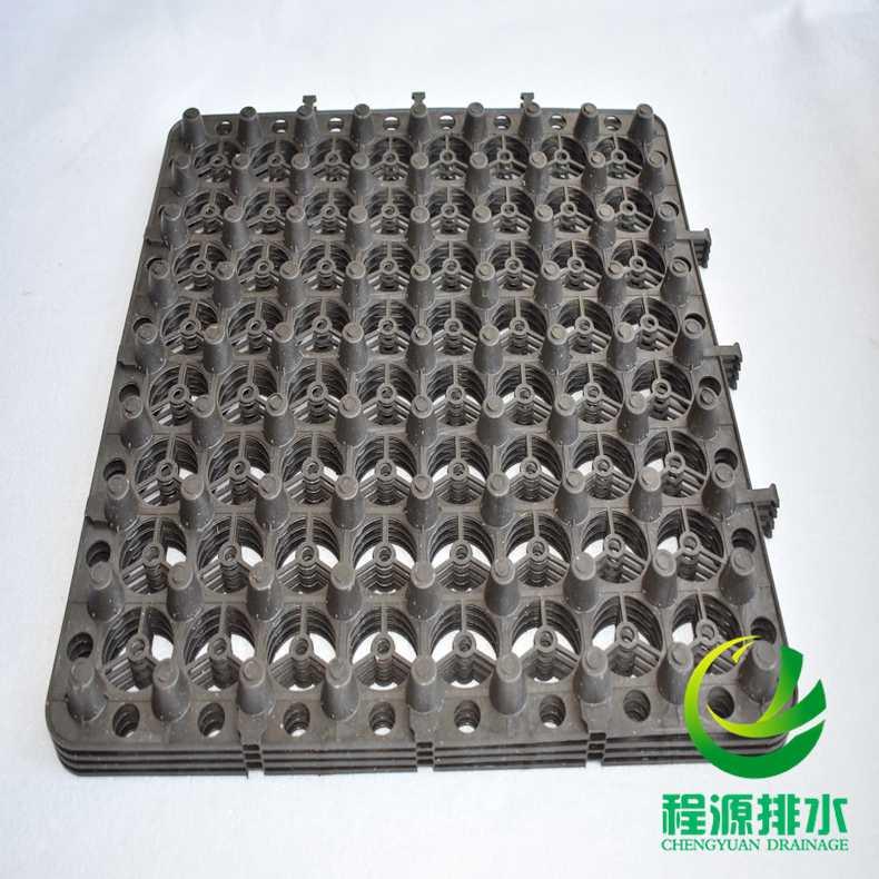 今日报价:荆州市2公分蓄排水板全新料蓄排水板全款发货